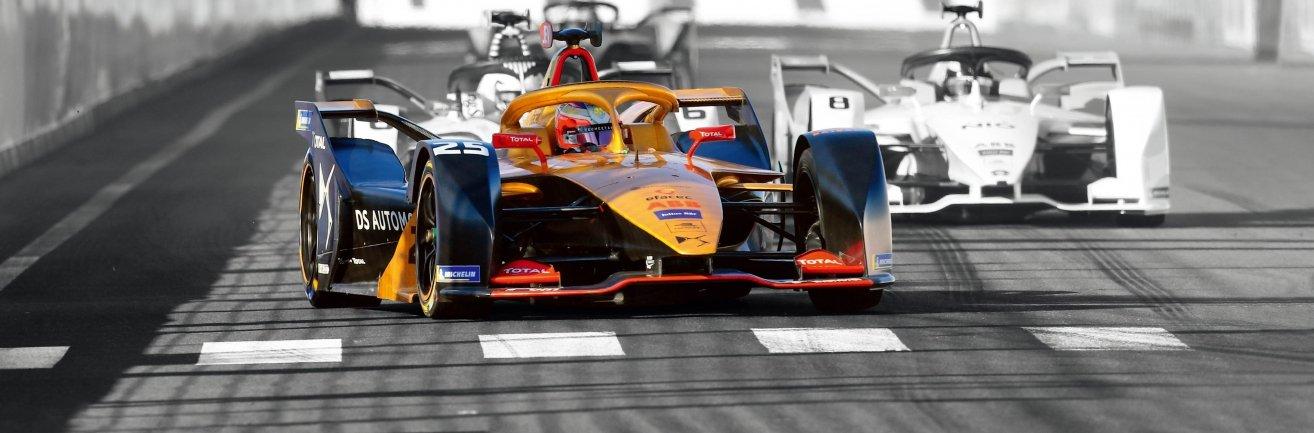 Formula E-世界电动方程式大赛