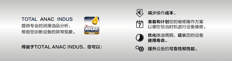 ANAC润滑油分析服务
