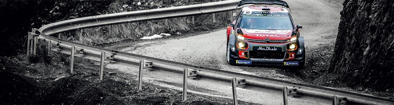 WRC 世界拉力锦标赛